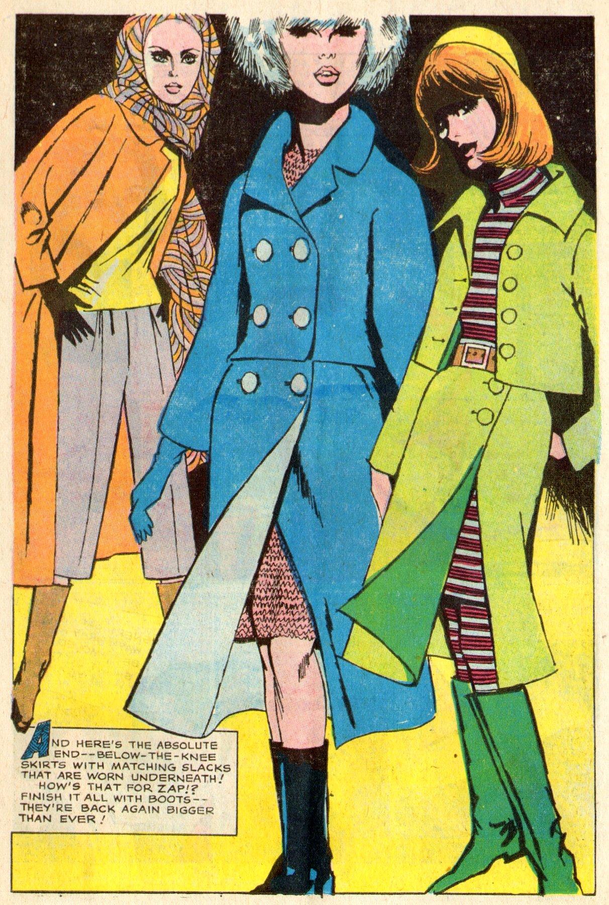Read online Secret Hearts comic -  Issue #117 - 11