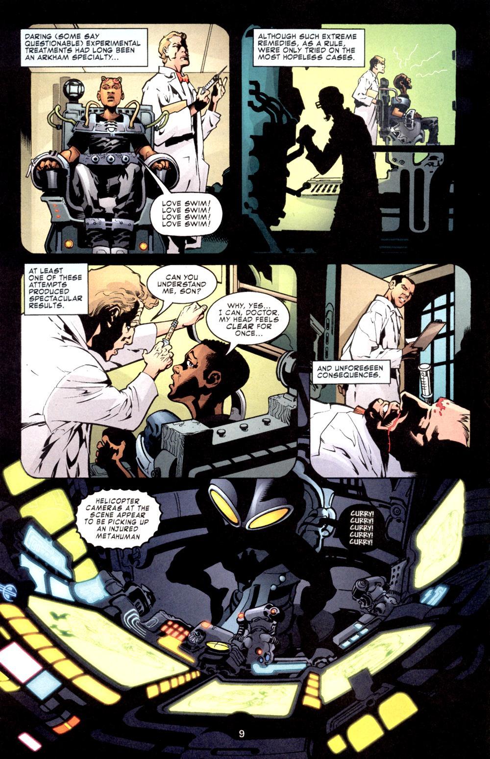 Aquaman (2003) Issue #8 #8 - English 10
