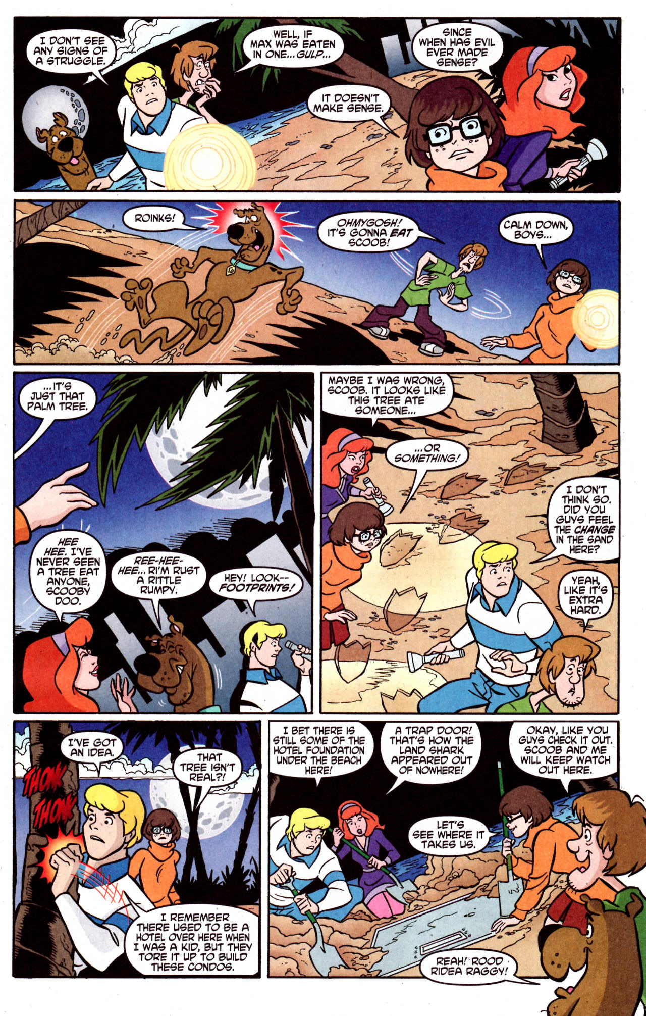 Read online Scooby-Doo (1997) comic -  Issue #126 - 4