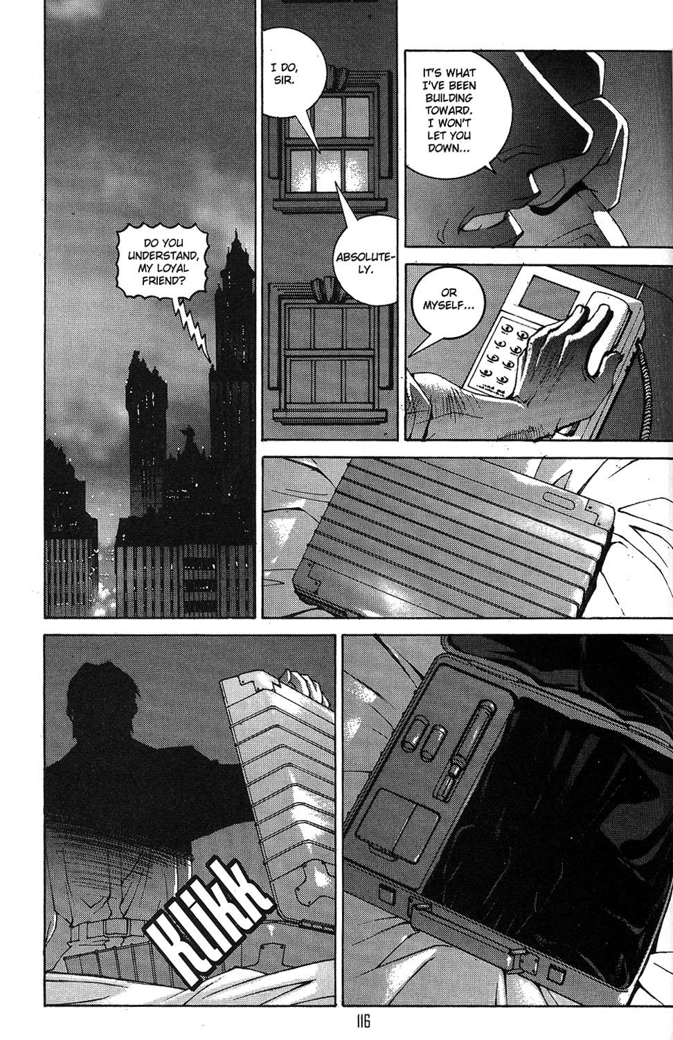 Read online Batman: Child of Dreams comic -  Issue # Full - 111