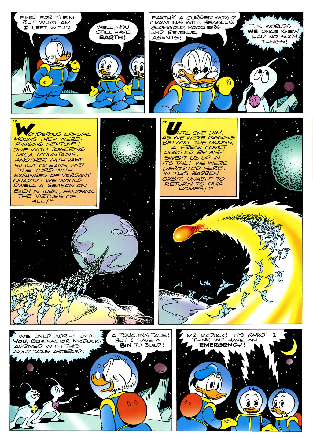 Uncle Scrooge (1953) Issue #322 #322 - English 14