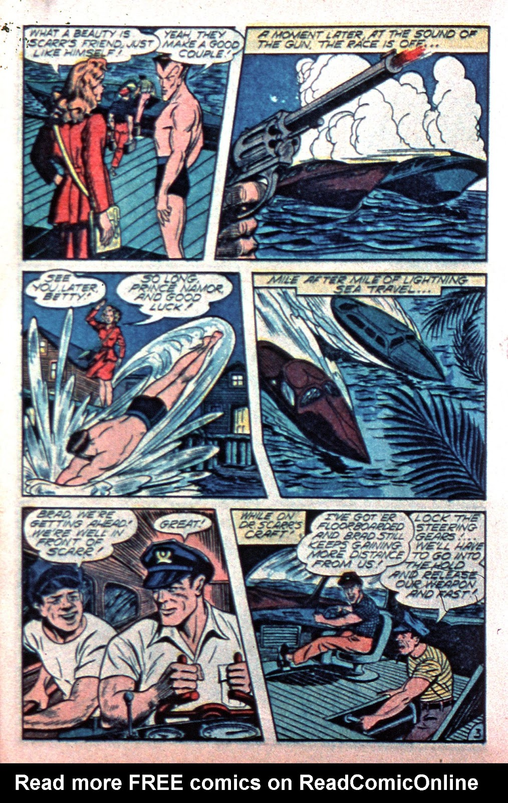 Sub-Mariner Comics Issue #15 #15 - English 32