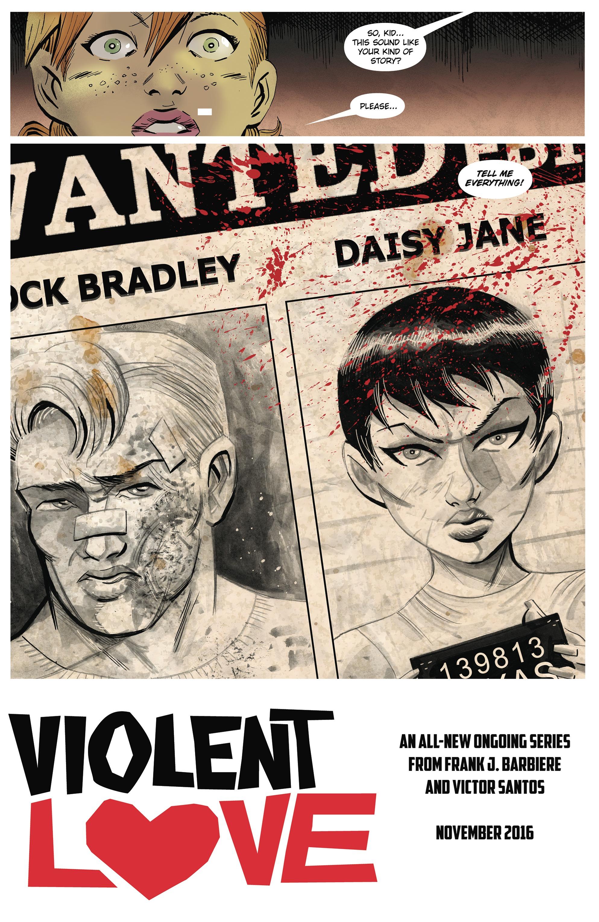 Read online Demonic comic -  Issue #3 - 28