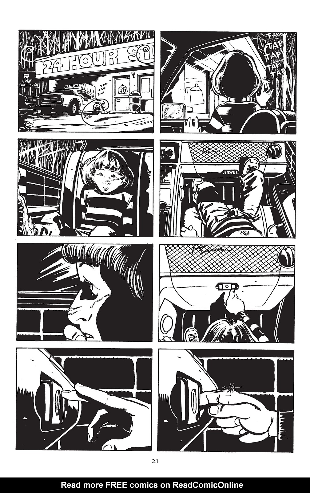 Stray Bullets Issue #4 #4 - English 23