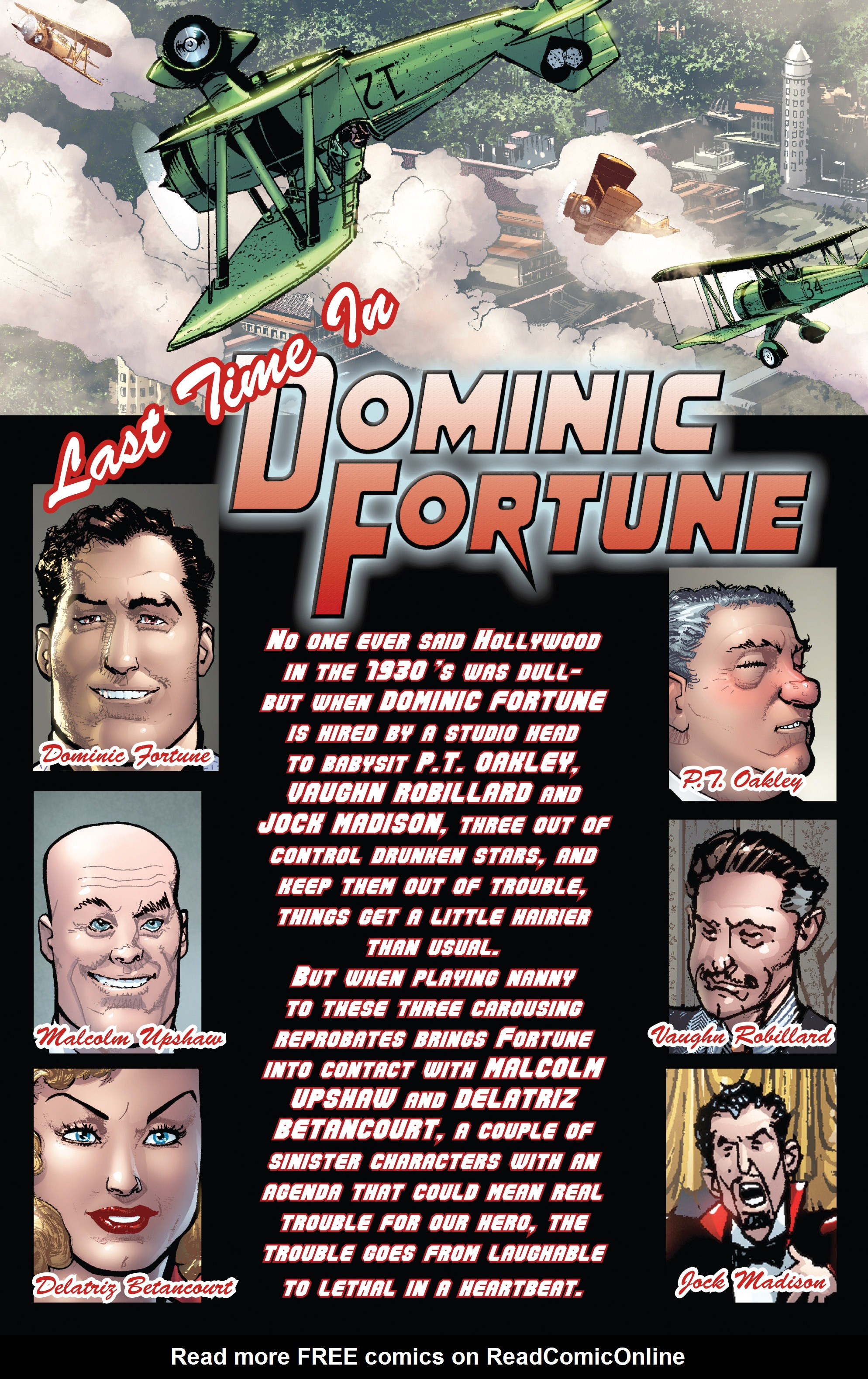 Dominic Fortune chap 2 pic 2