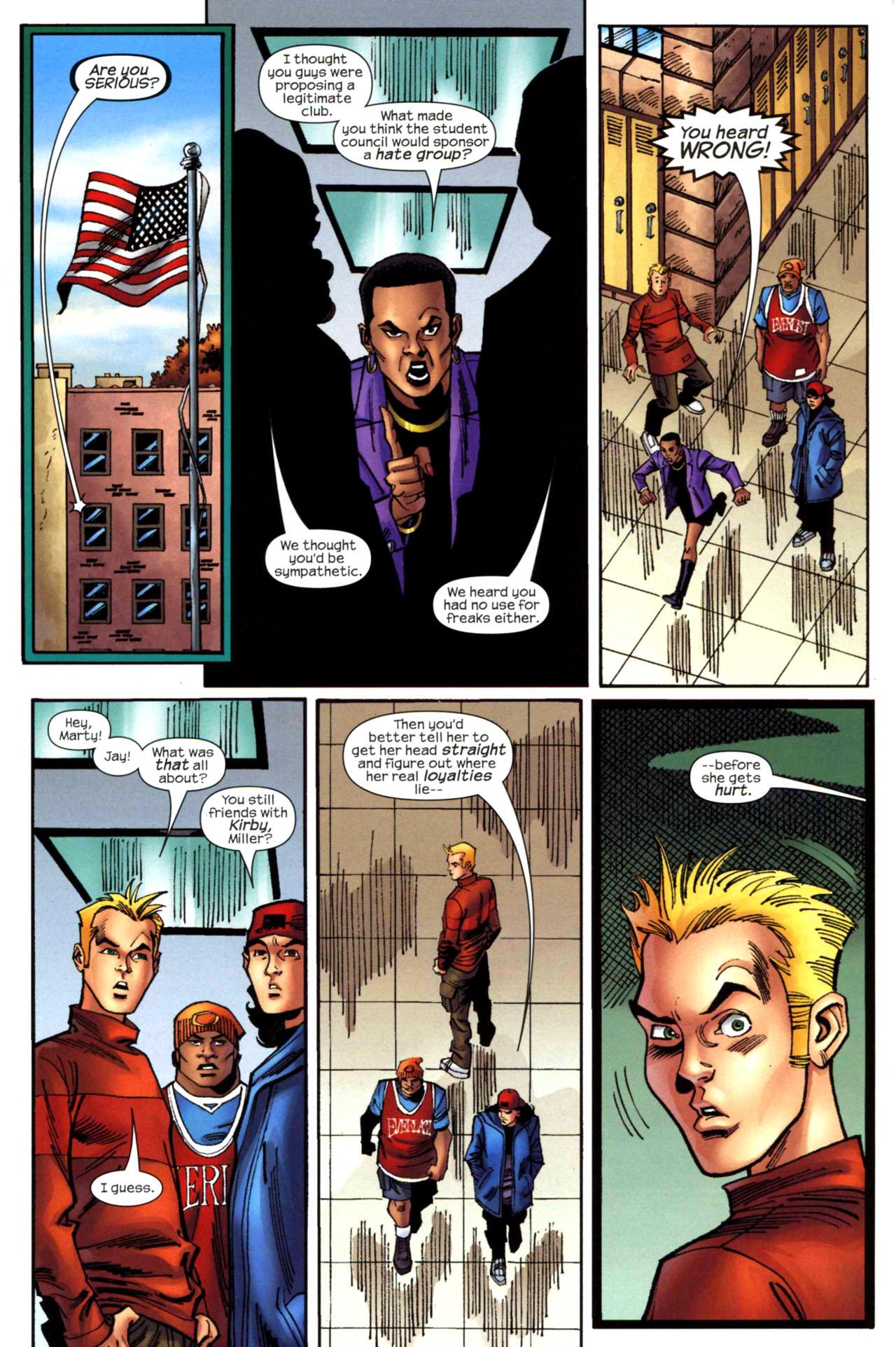 Amazing Spider-Girl #21 #10 - English 12
