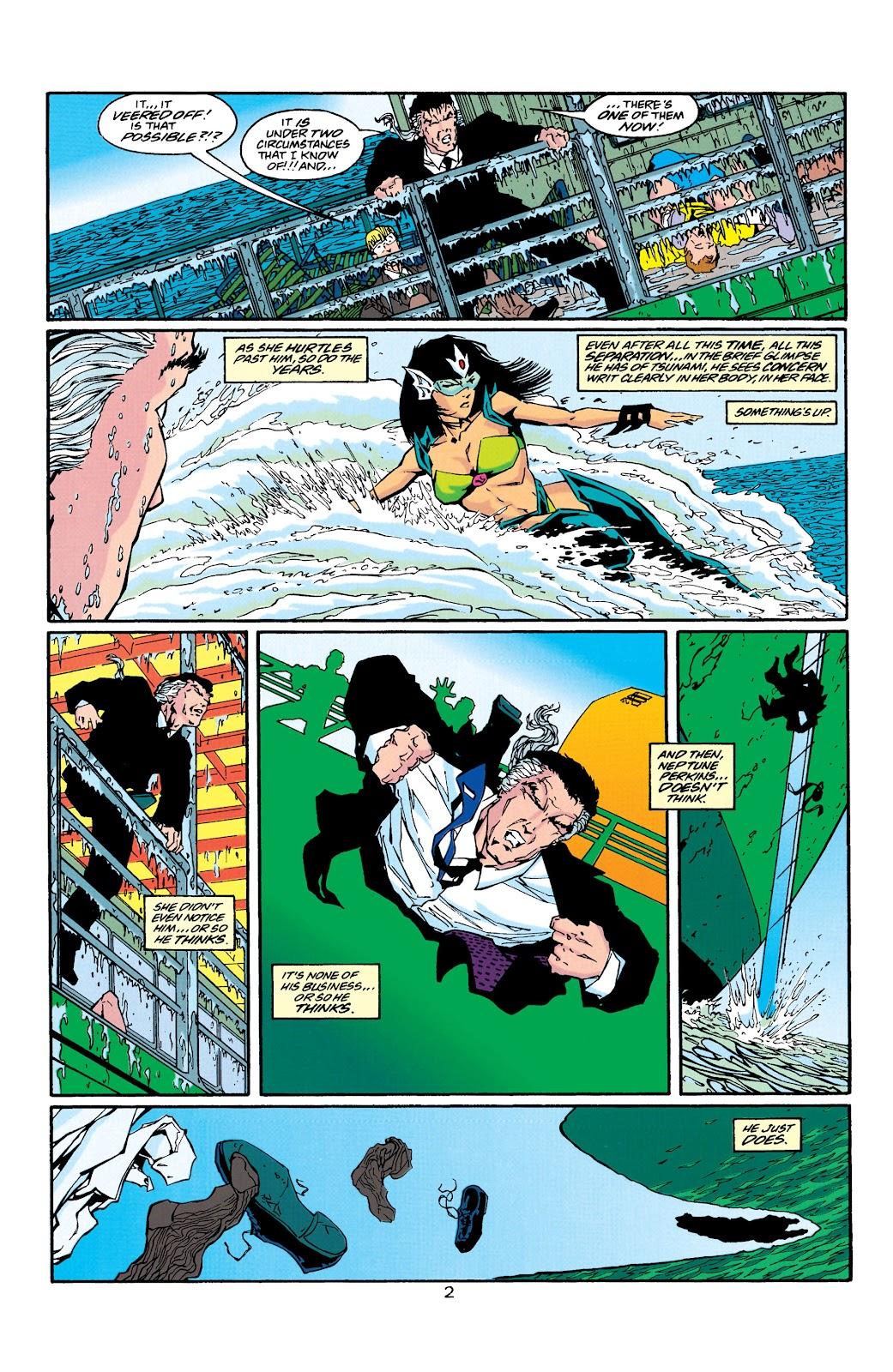 Aquaman (1994) Issue #39 #45 - English 3
