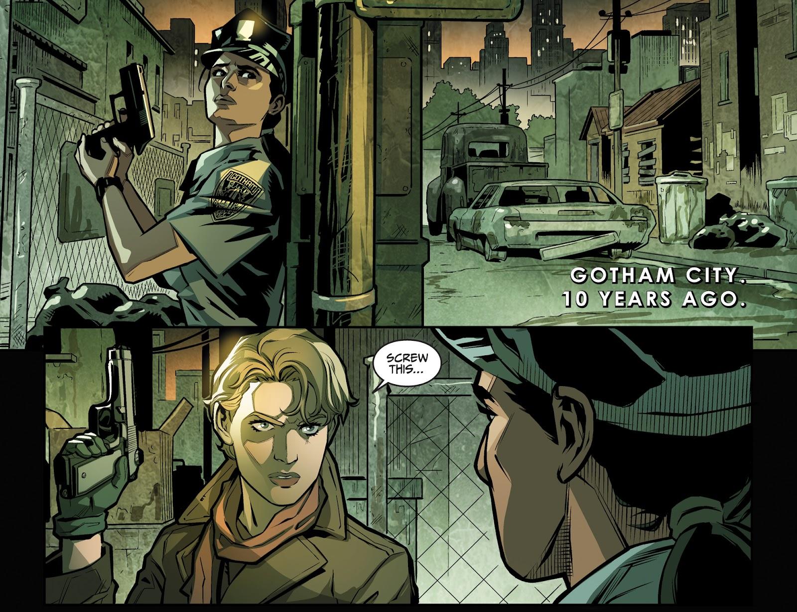 Injustice: Gods Among Us Year Four Issue #2 #3 - English 3