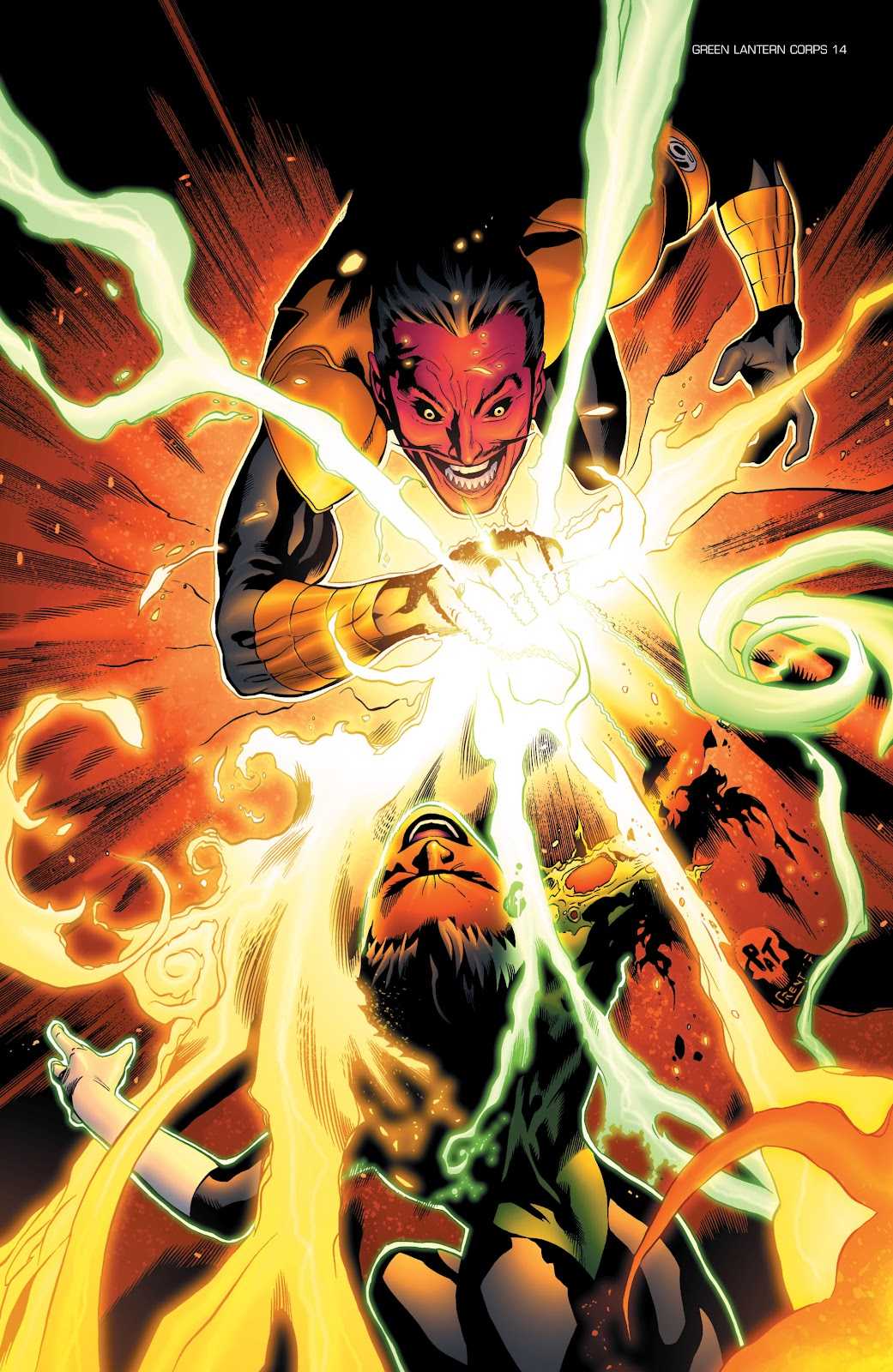 Green Lantern: The Sinestro Corps War Full #1 - English 68
