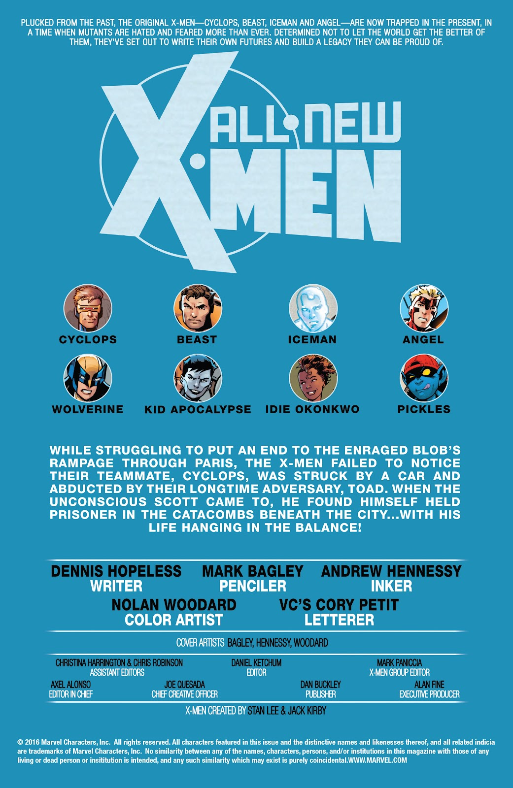 All-New X-Men (2016) Issue #7 #9 - English 2