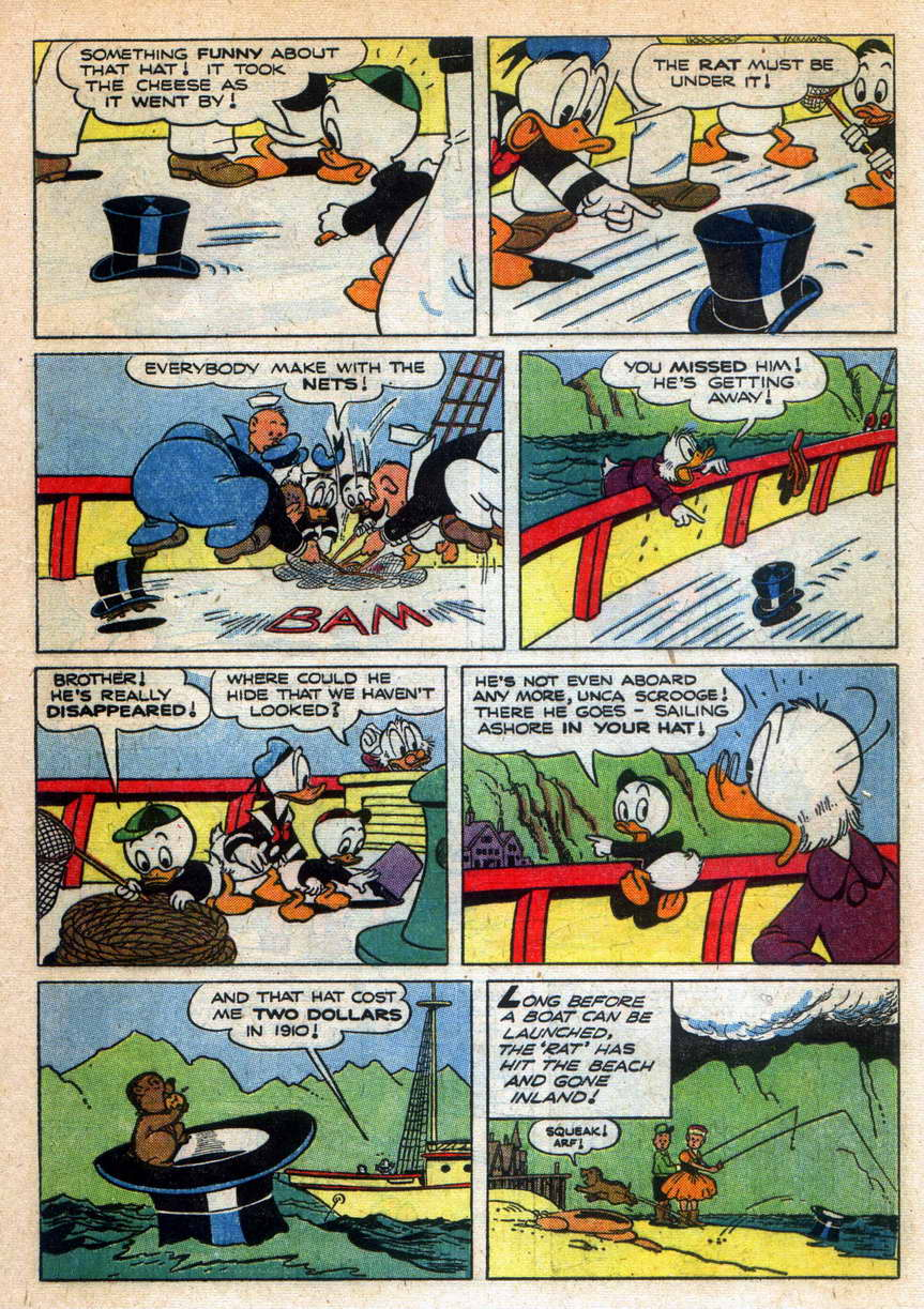 Uncle Scrooge (1953) Issue #9 #9 - English 13