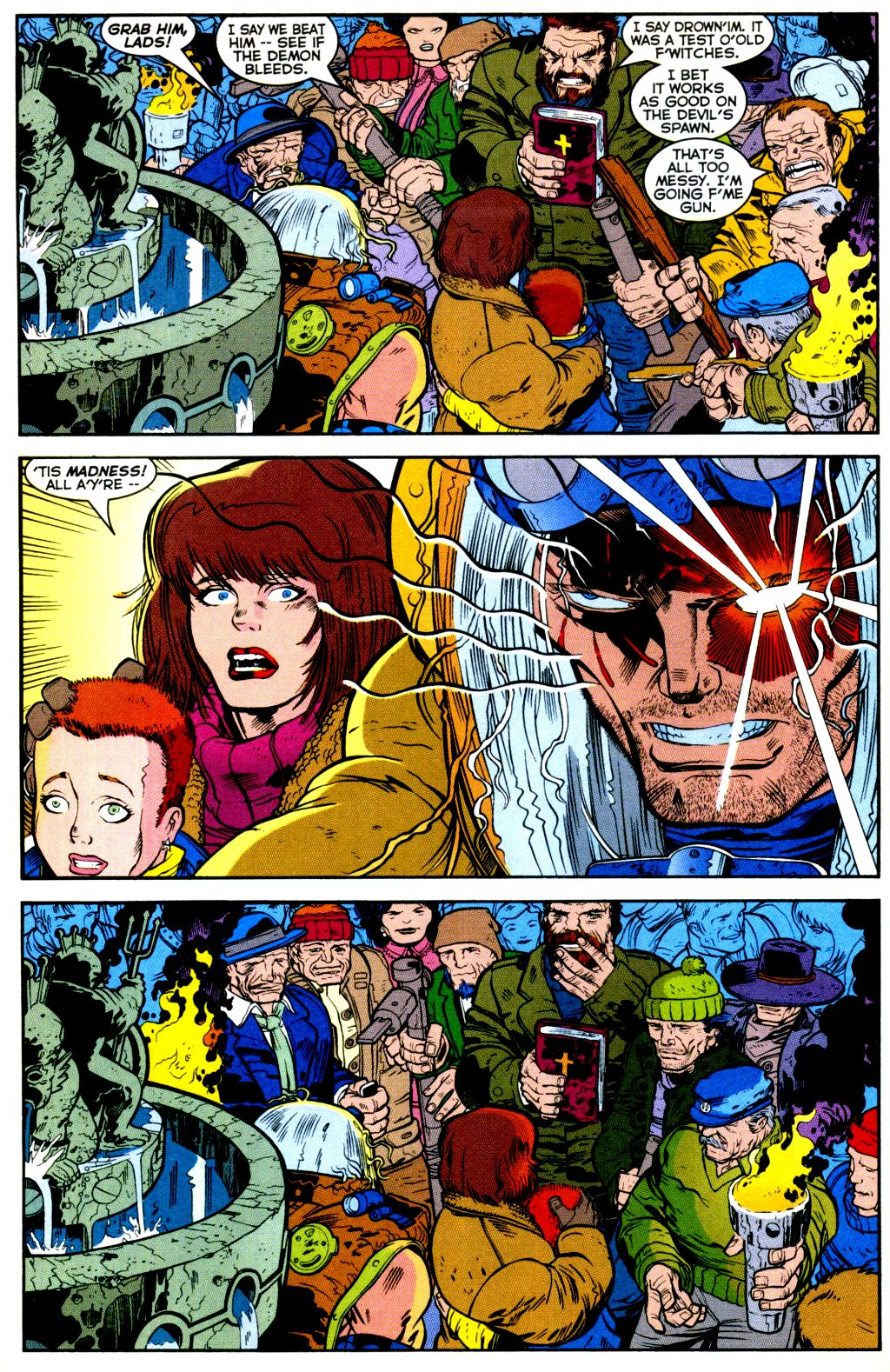 Cable (1993) #-1 #109 - English 9