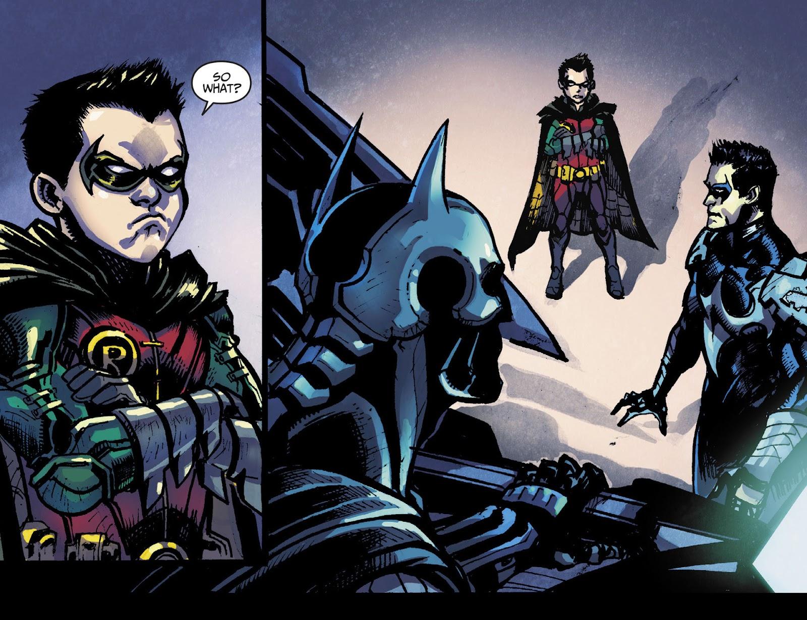 Injustice: Gods Among Us [I] Issue #14 #15 - English 17