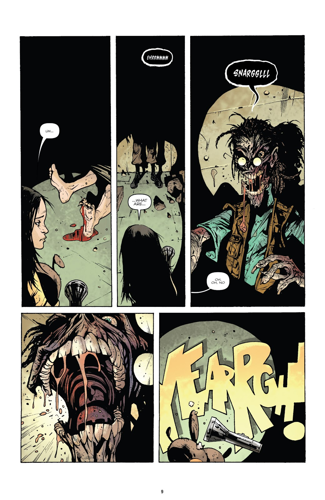 Zombies vs Robots (2015) Issue #7 Page 12
