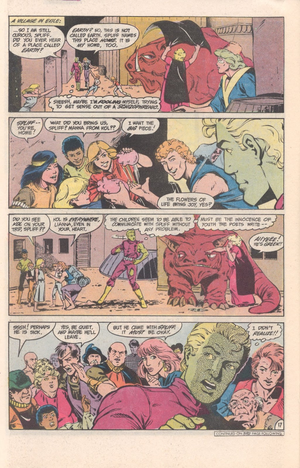 Tales of the Legion Issue #322 #9 - English 18