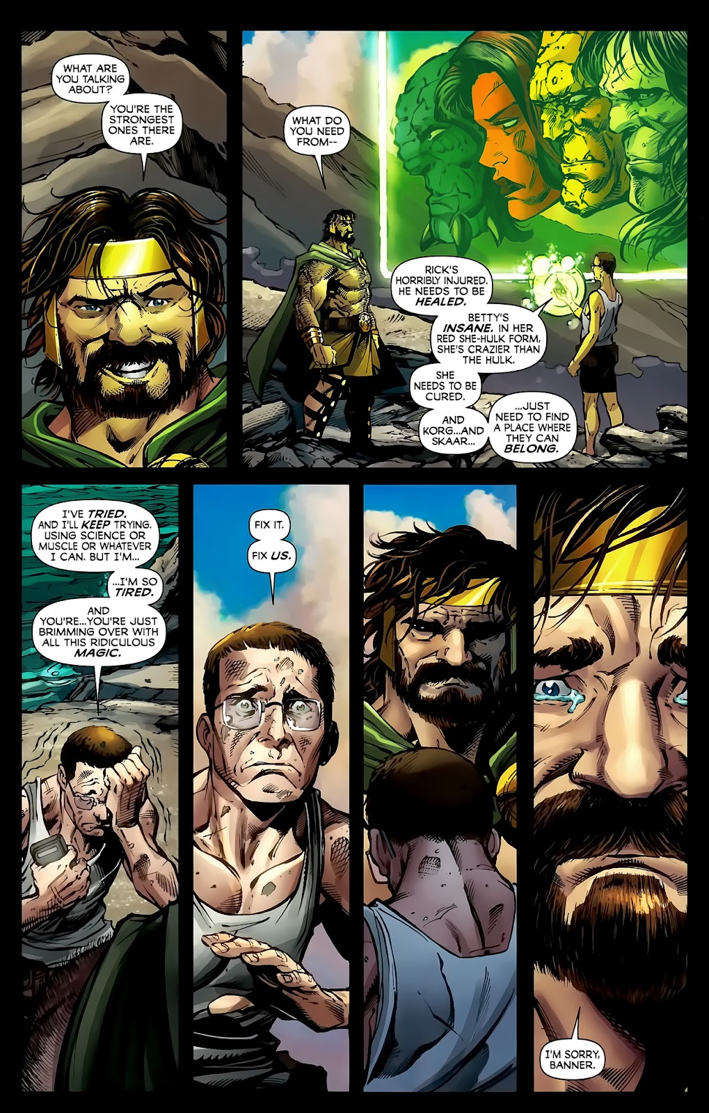 Incredible Hulks (2010) Issue #621 #11 - English 10