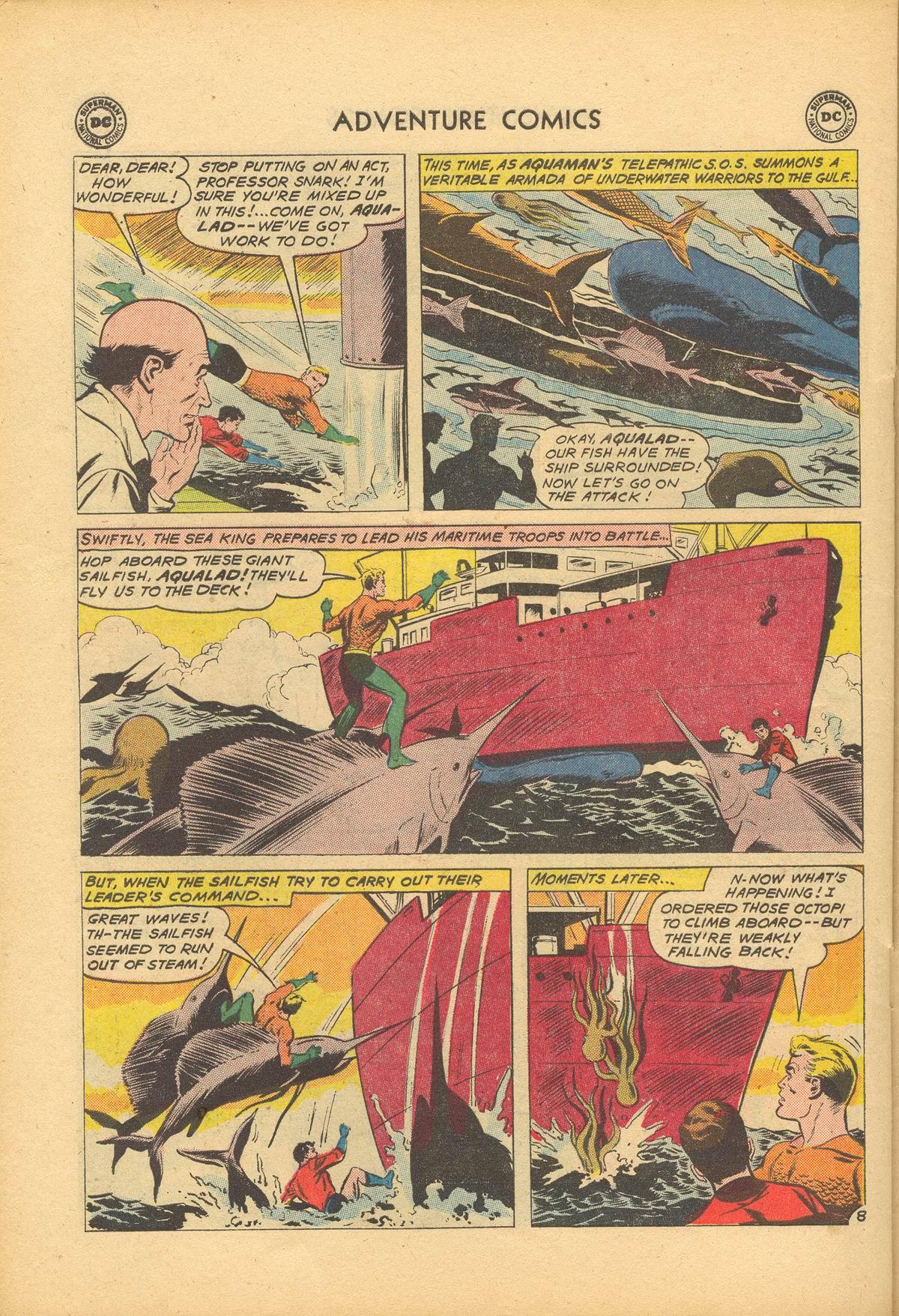 Read online Adventure Comics (1938) comic -  Issue #284 - 26