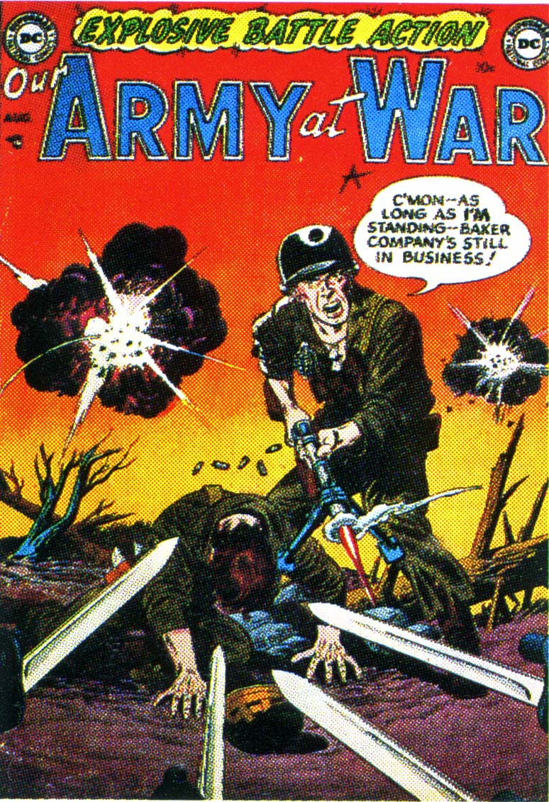 Our Army at War (1952) #1 #301 - English 1