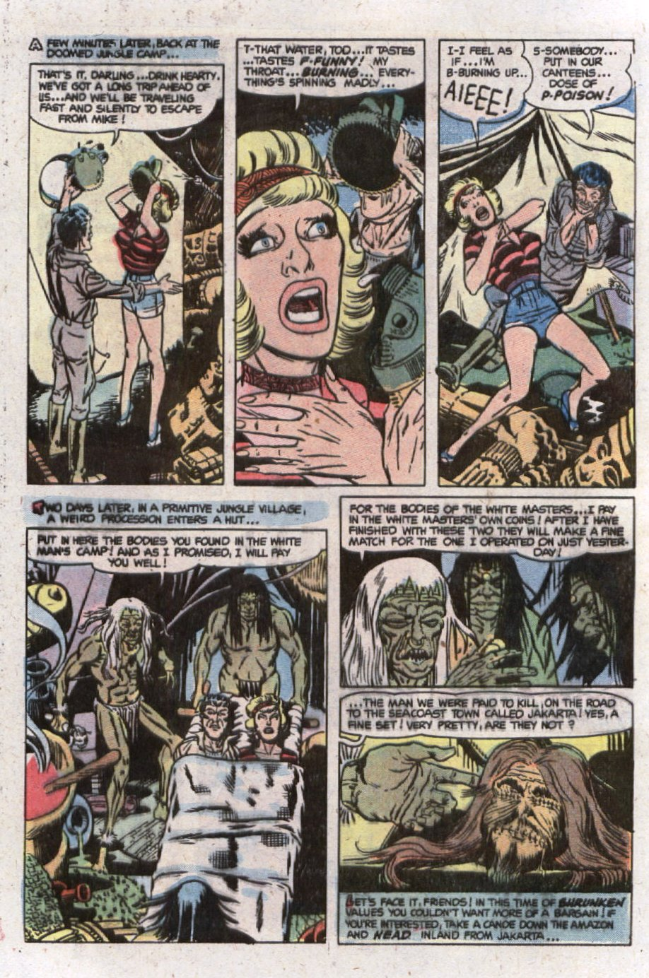 Read online Scary Tales comic -  Issue #18 - 32