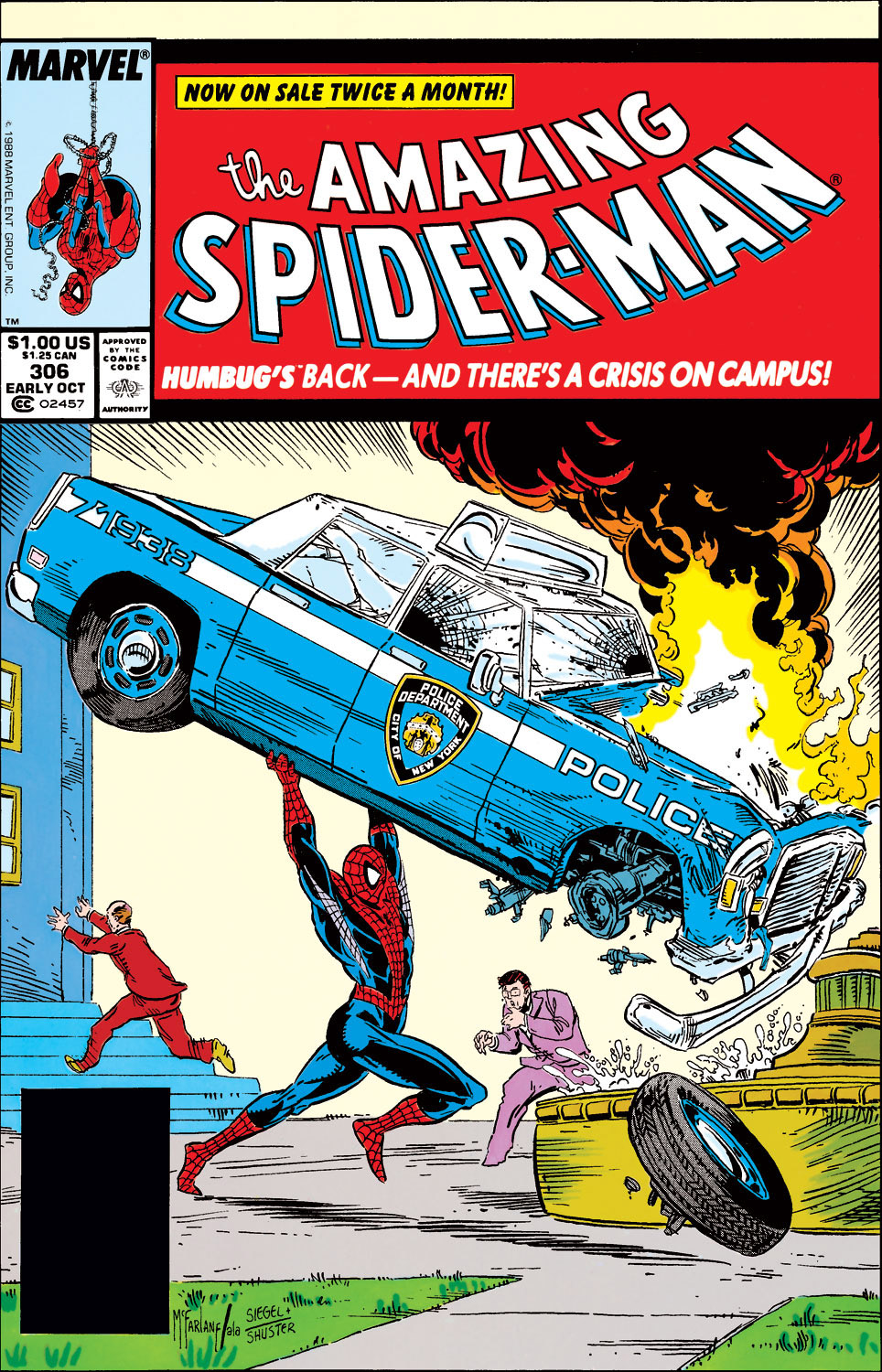 The Amazing Spider-Man (1963) 306 Page 1