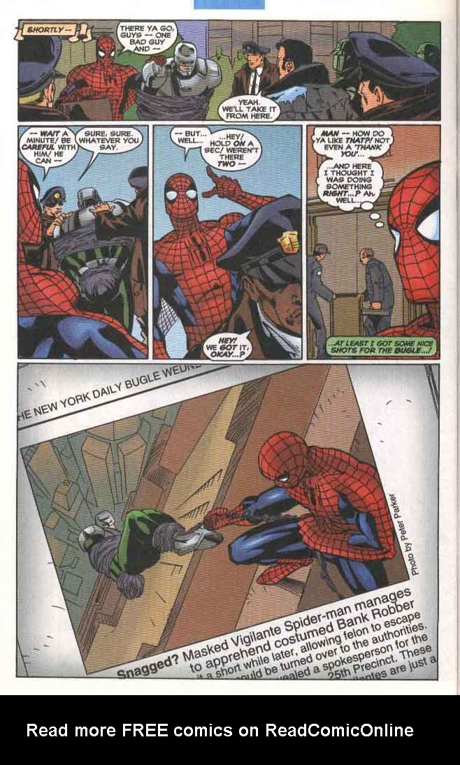 Read online The Sensational Spider-Man (1996) comic -  Issue #33 - 17