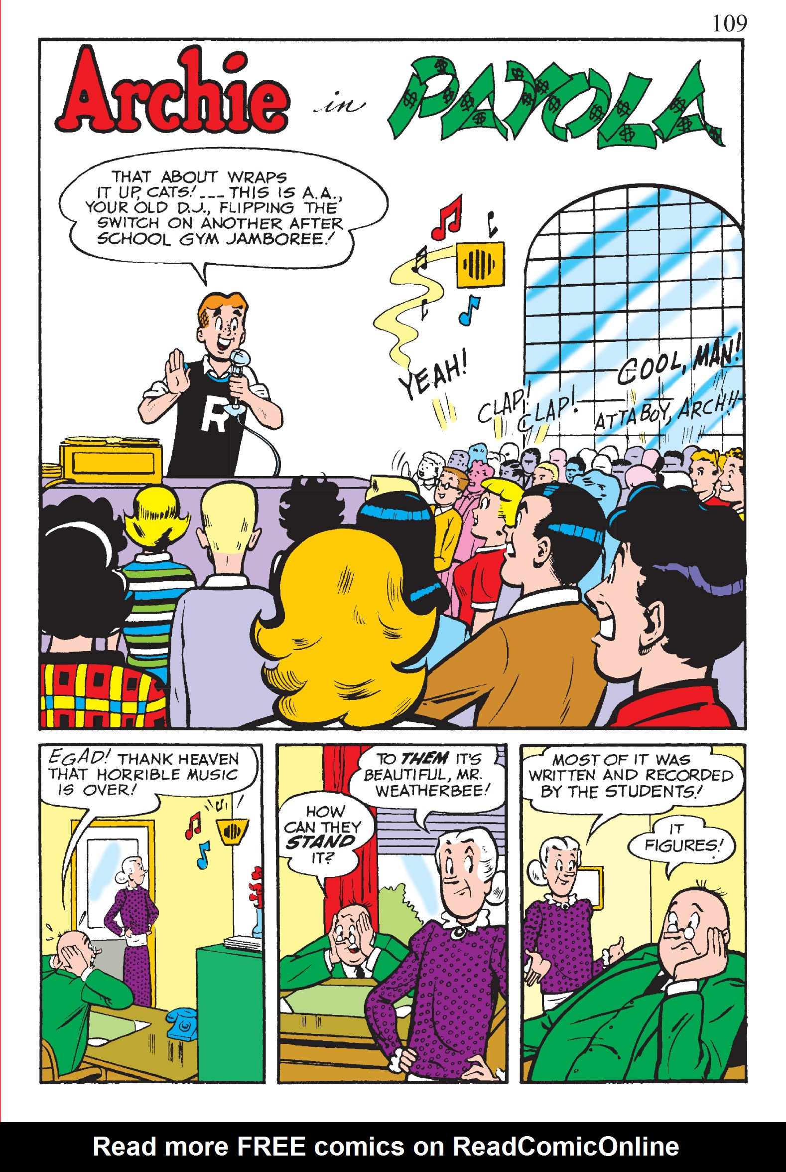 Read online The Best of Archie Comics comic -  Issue # TPB 1 (Part 1) - 106