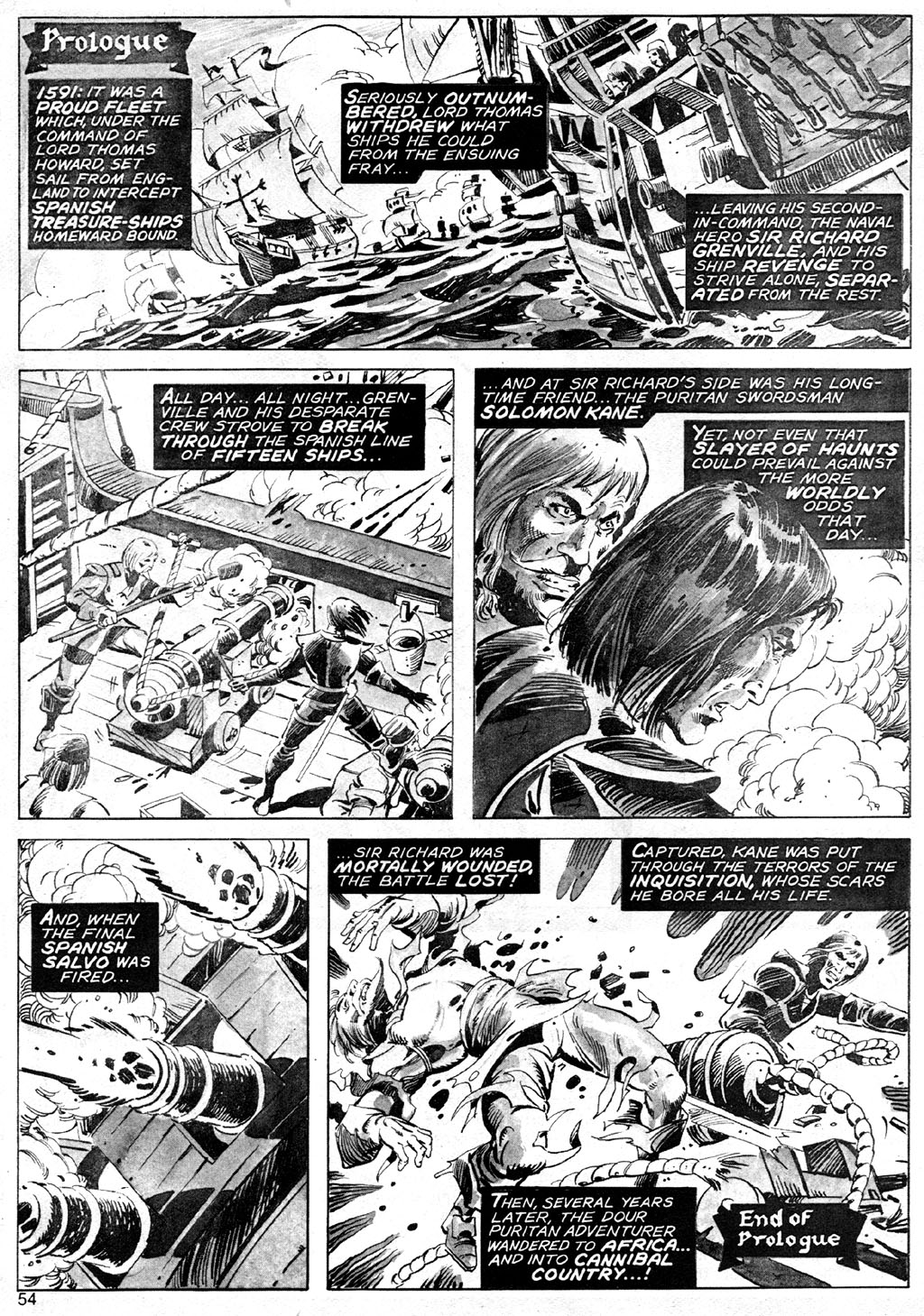 The Savage Sword Of Conan Issue #41 #42 - English 54