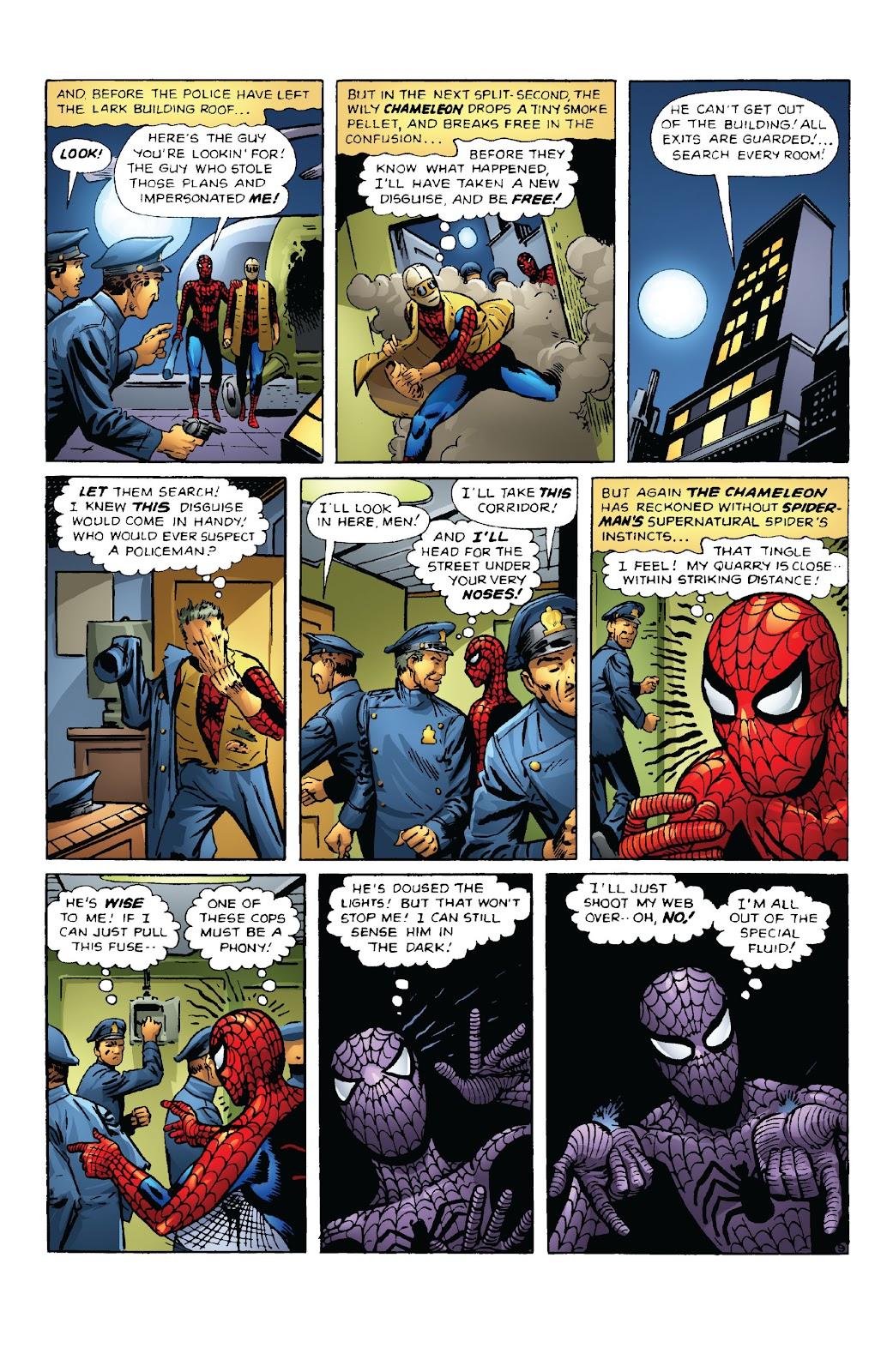 Amazing Fantasy #15: Spider-Man! Full #1 - English 38