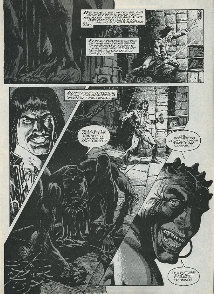 The Savage Sword Of Conan Issue #176 #177 - English 6