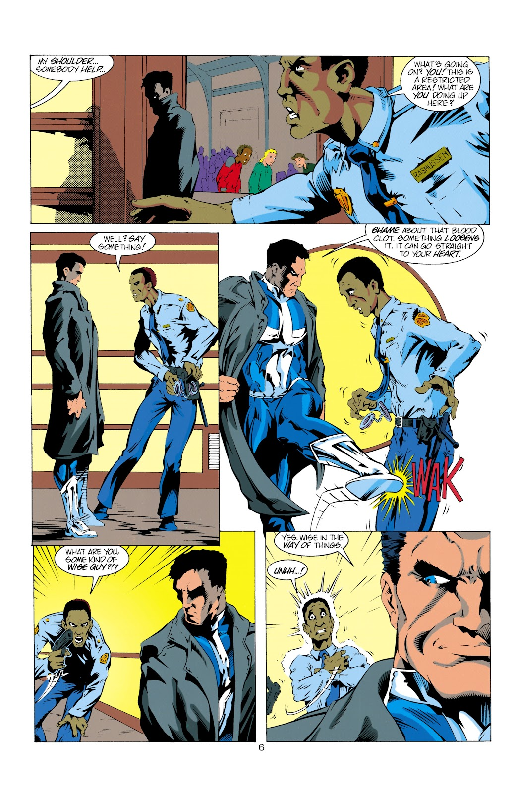 Aquaman (1994) Issue #14 #20 - English 7