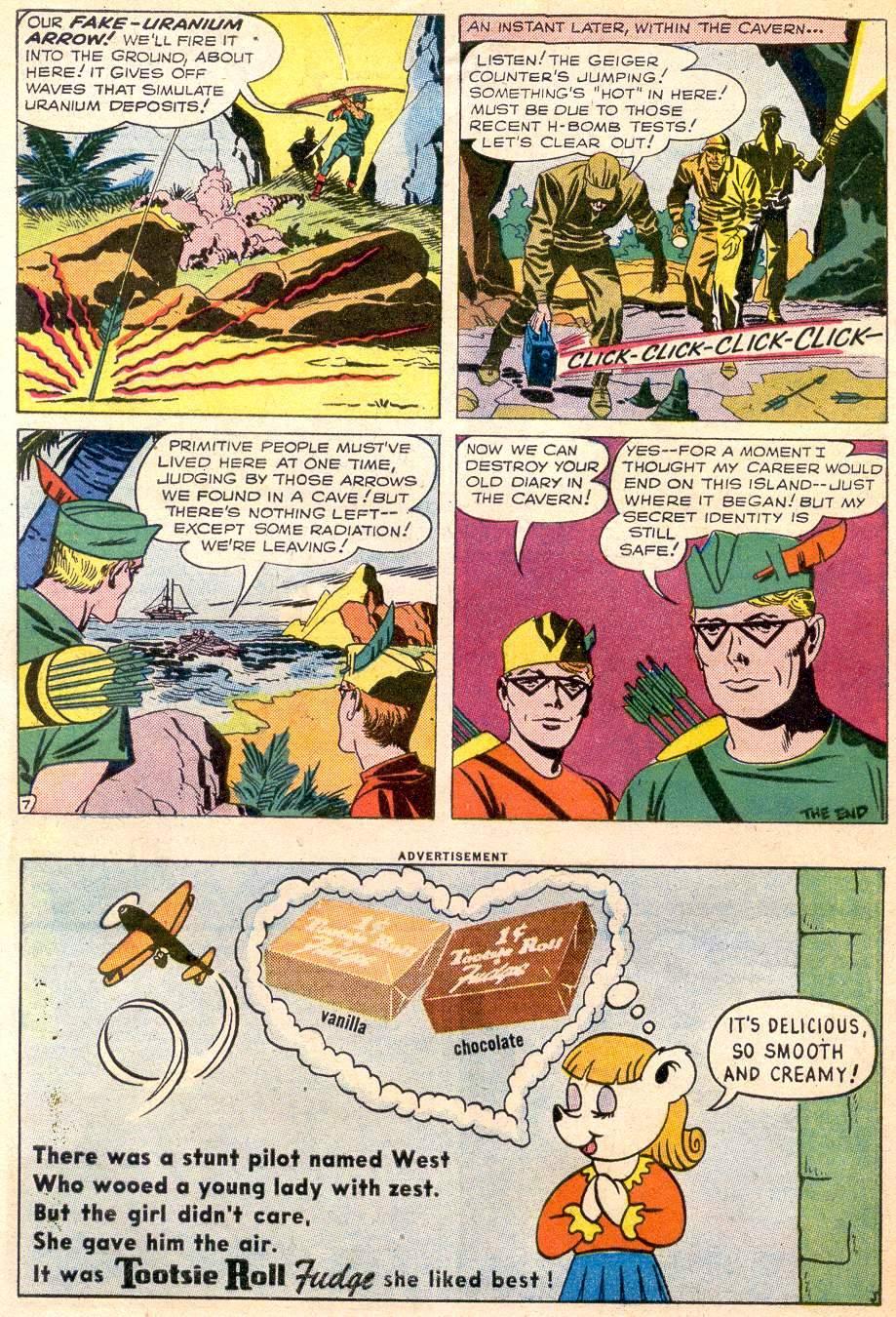 Read online Adventure Comics (1938) comic -  Issue #256 - 32