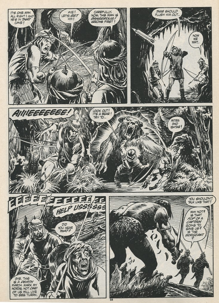 The Savage Sword Of Conan Issue #189 #190 - English 56