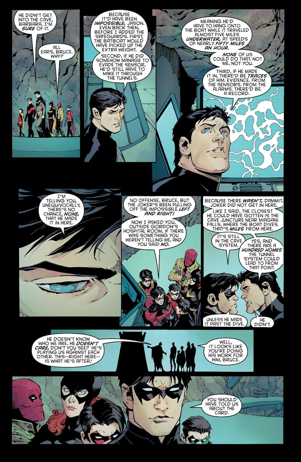 Batman (2011) Issue #15 #30 - English 17