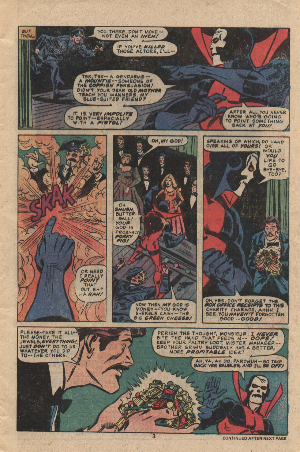 Spider-Woman (1978) Issue #3 #3 - English 4
