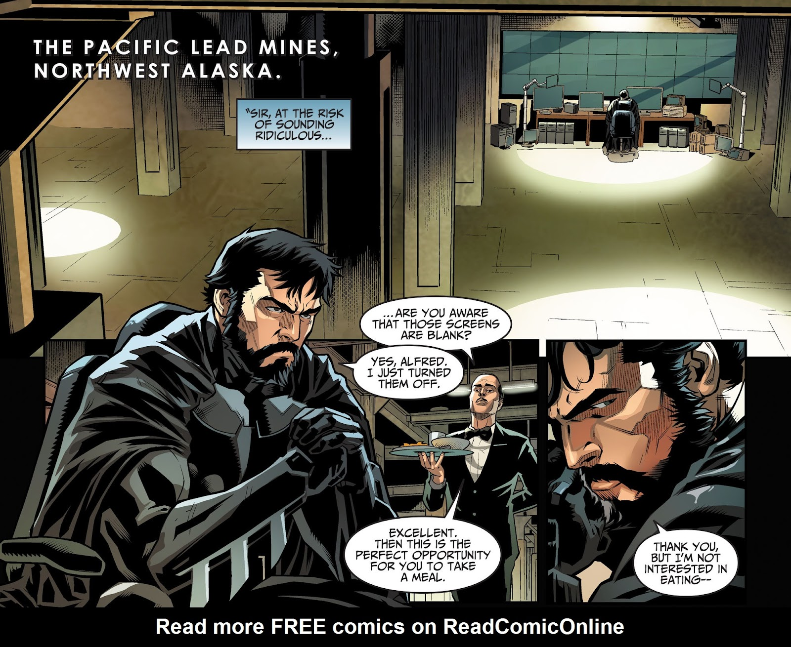 Injustice: Gods Among Us Year Four Issue #1 #2 - English 15