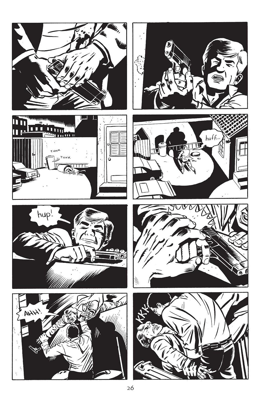 Stray Bullets Issue #29 #29 - English 28