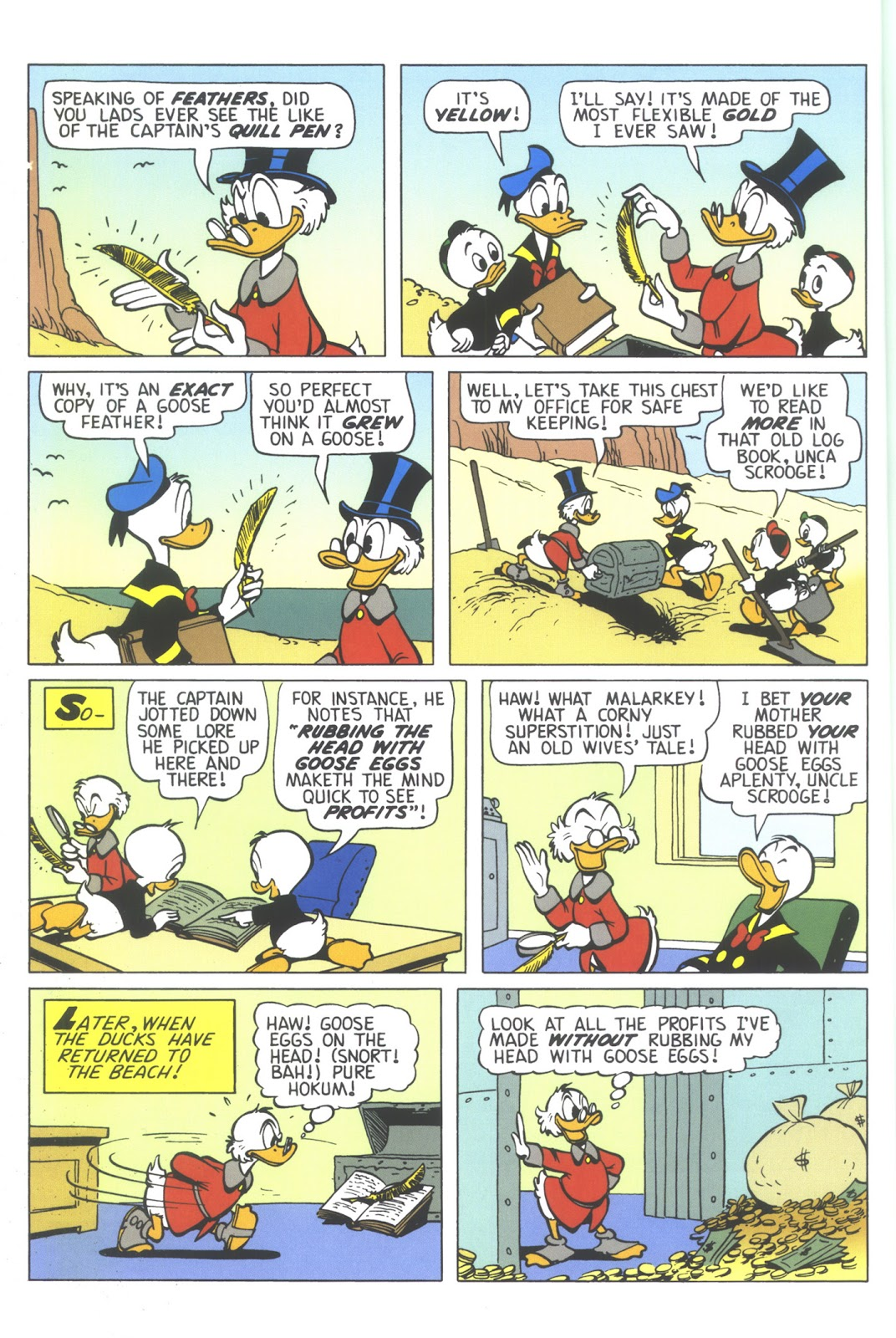 Uncle Scrooge (1953) Issue #352 #352 - English 4