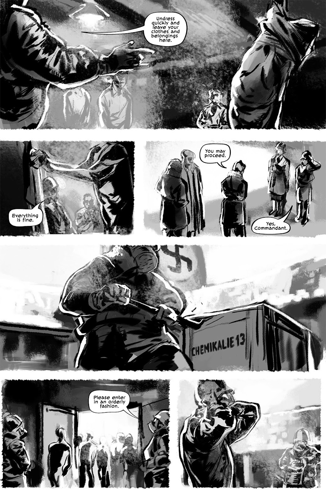 Creepy (2009) Issue #1 #1 - English 24
