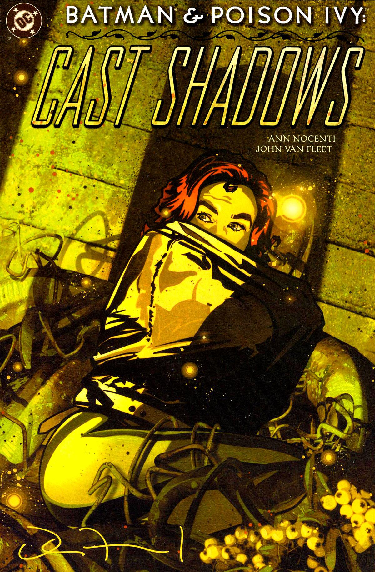 Batman/Poison Ivy: Cast Shadows Full Page 1