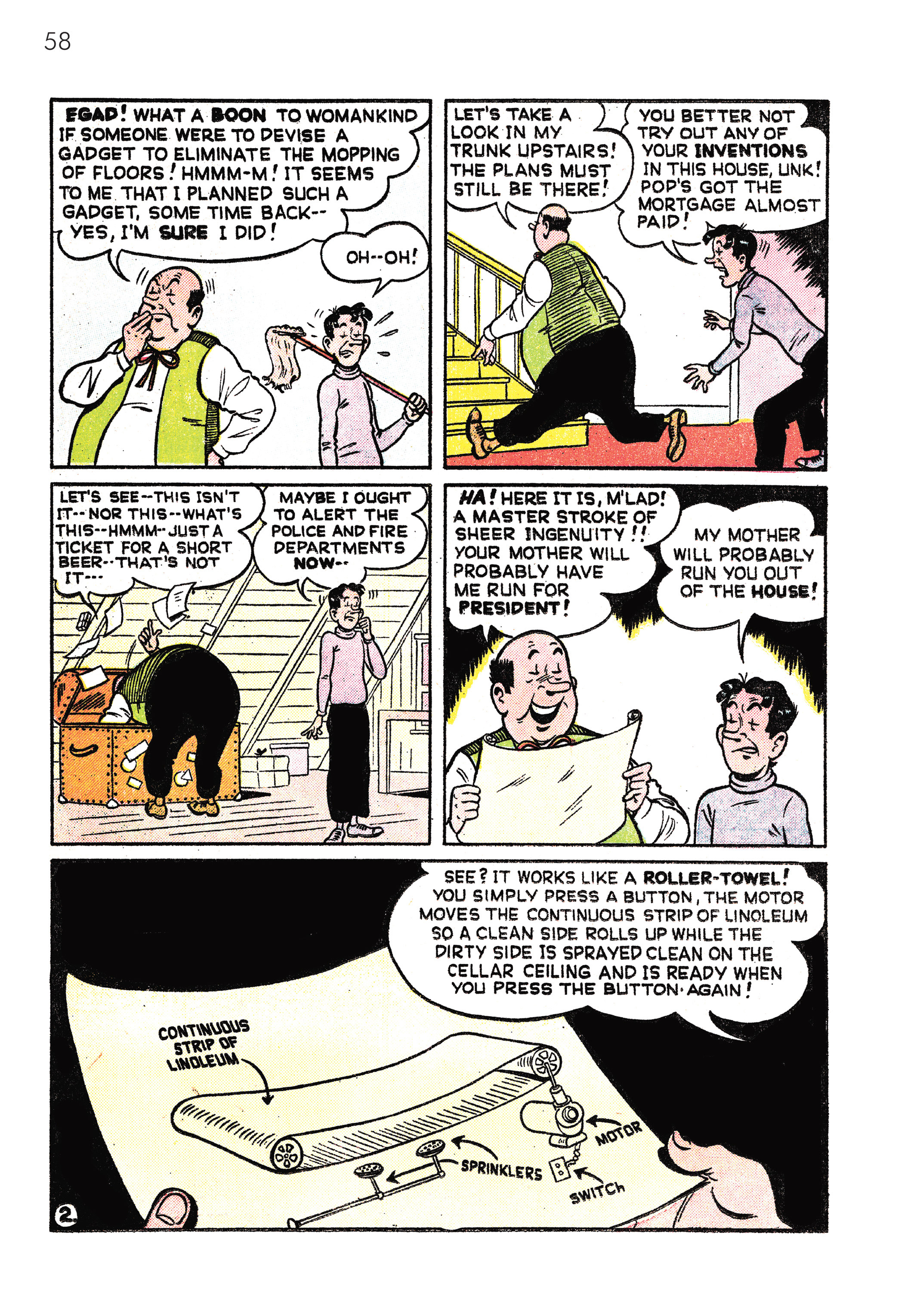 Read online The Best of Archie Comics comic -  Issue # TPB 4 (Part 1) - 59