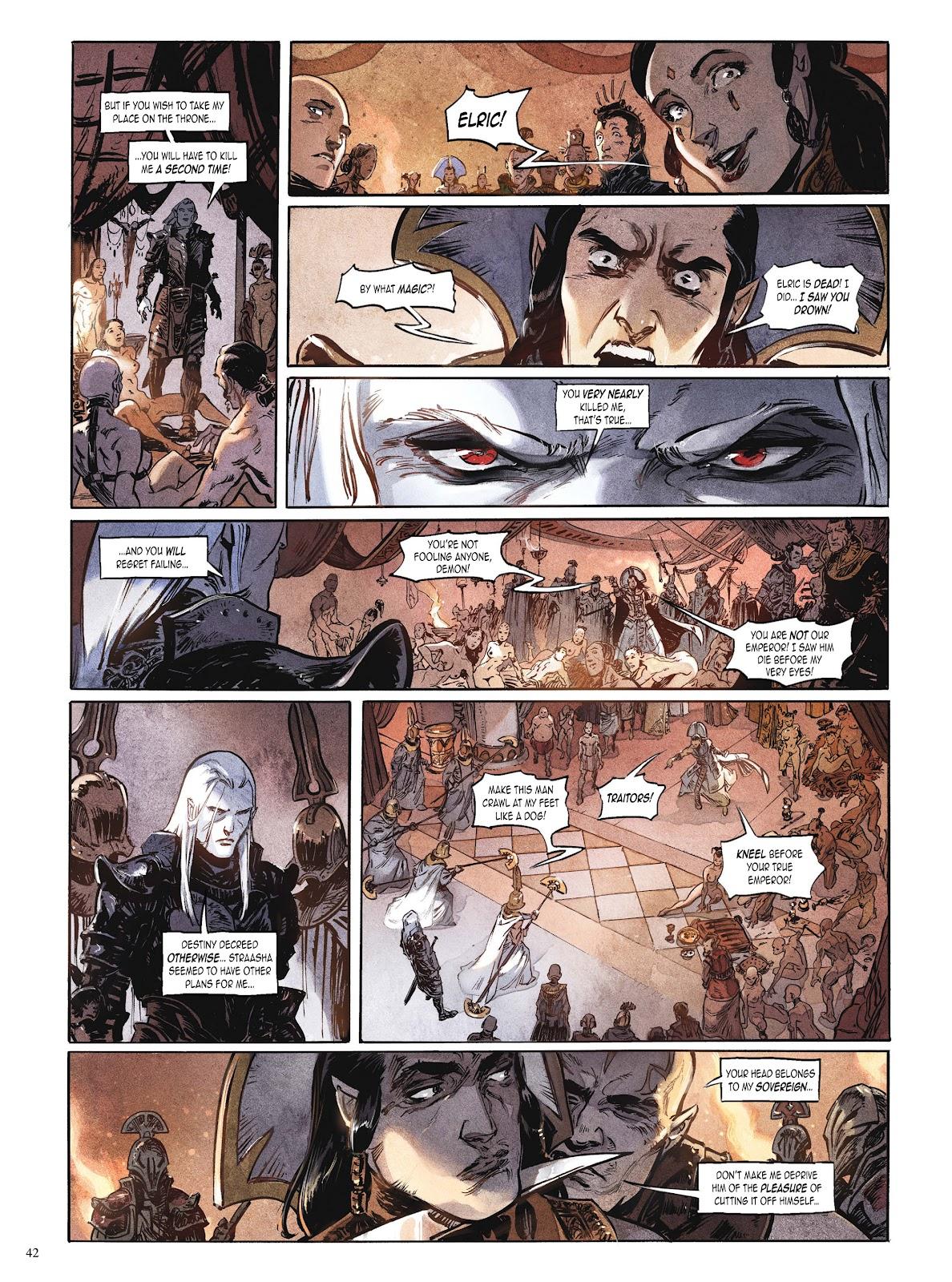 Elric (2014) TPB 1 #1 - English 41