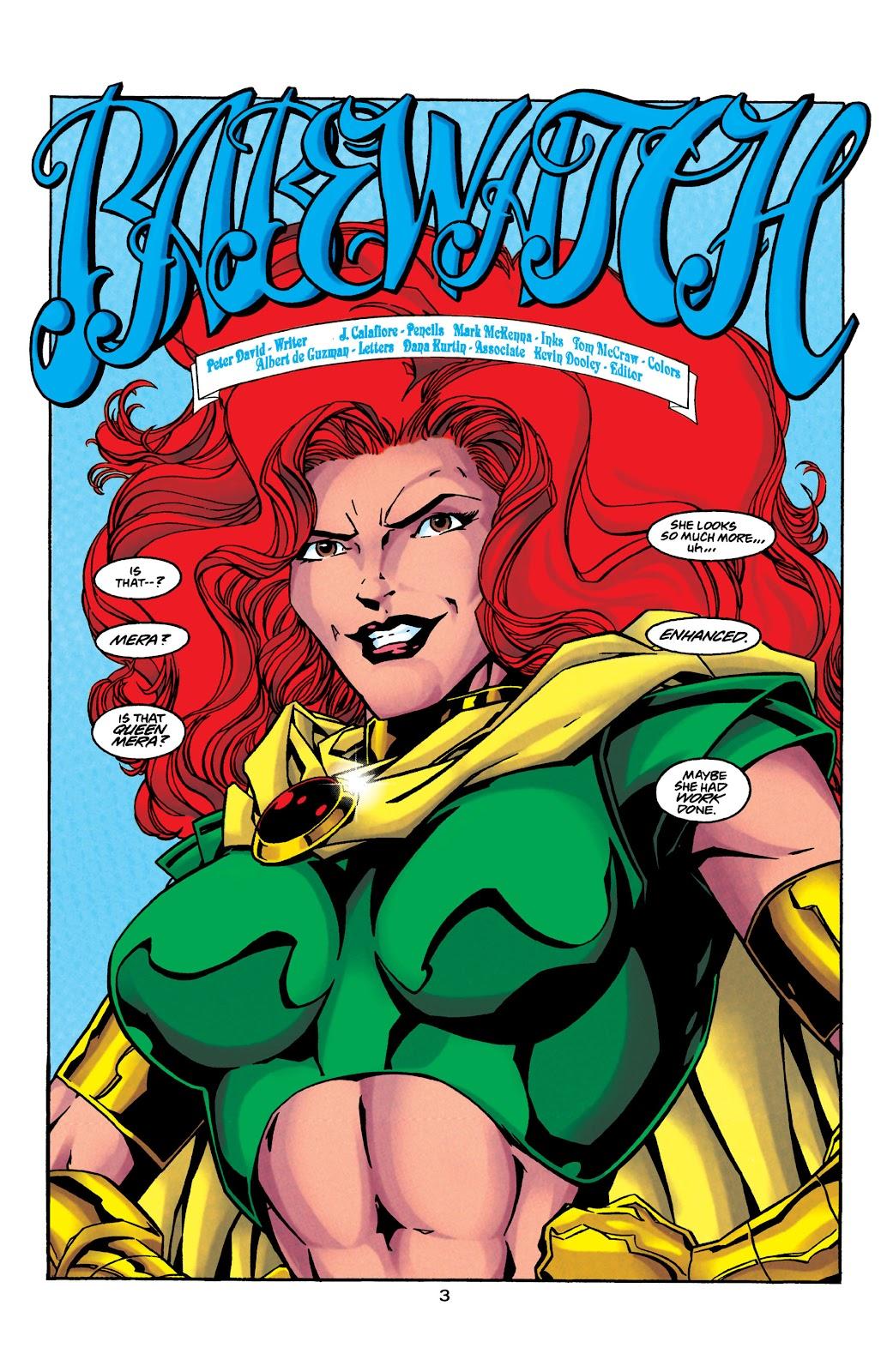 Aquaman (1994) Issue #41 #47 - English 4