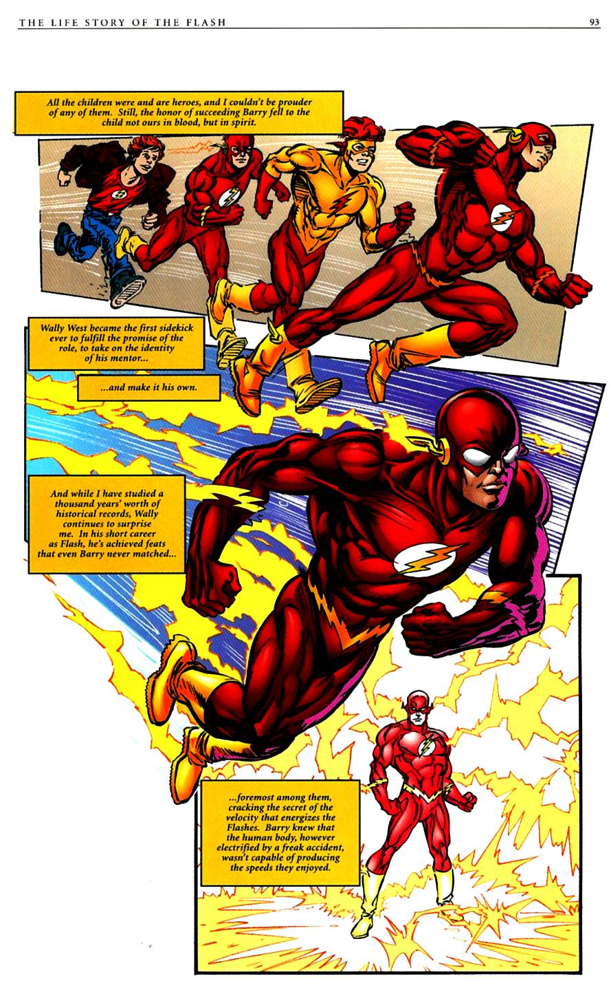 Read online The Life Story of the Flash comic -  Issue # Full - 95