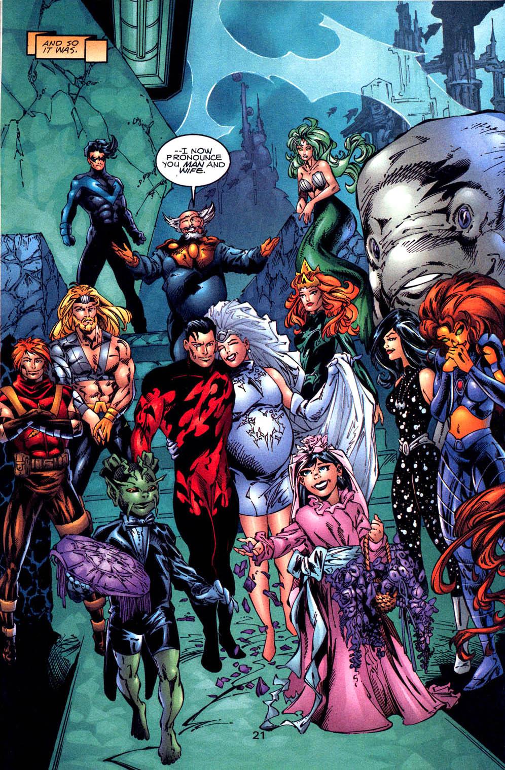 Aquaman (1994) Issue #60 #66 - English 22