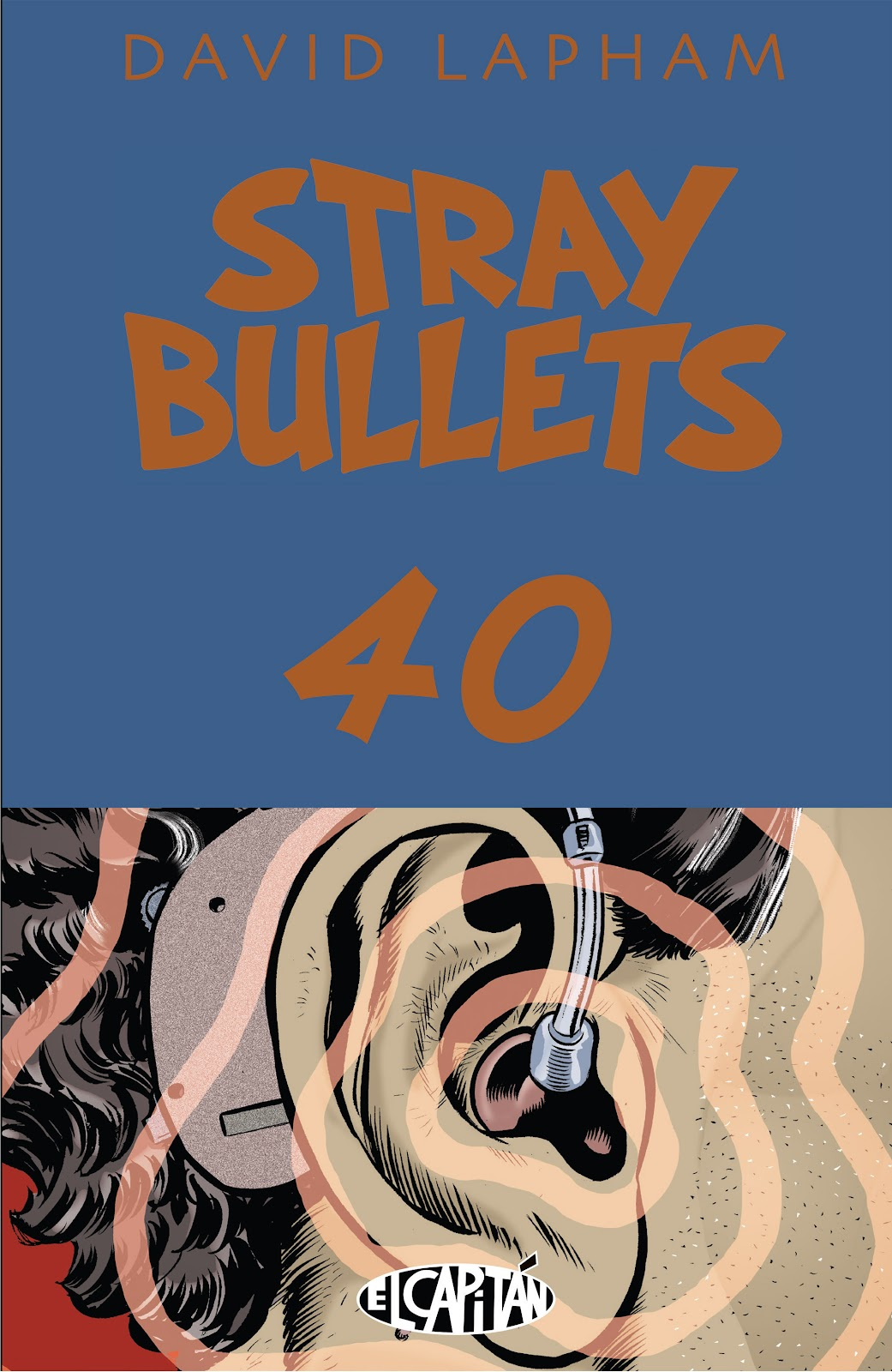 Stray Bullets Issue #40 #40 - English 1
