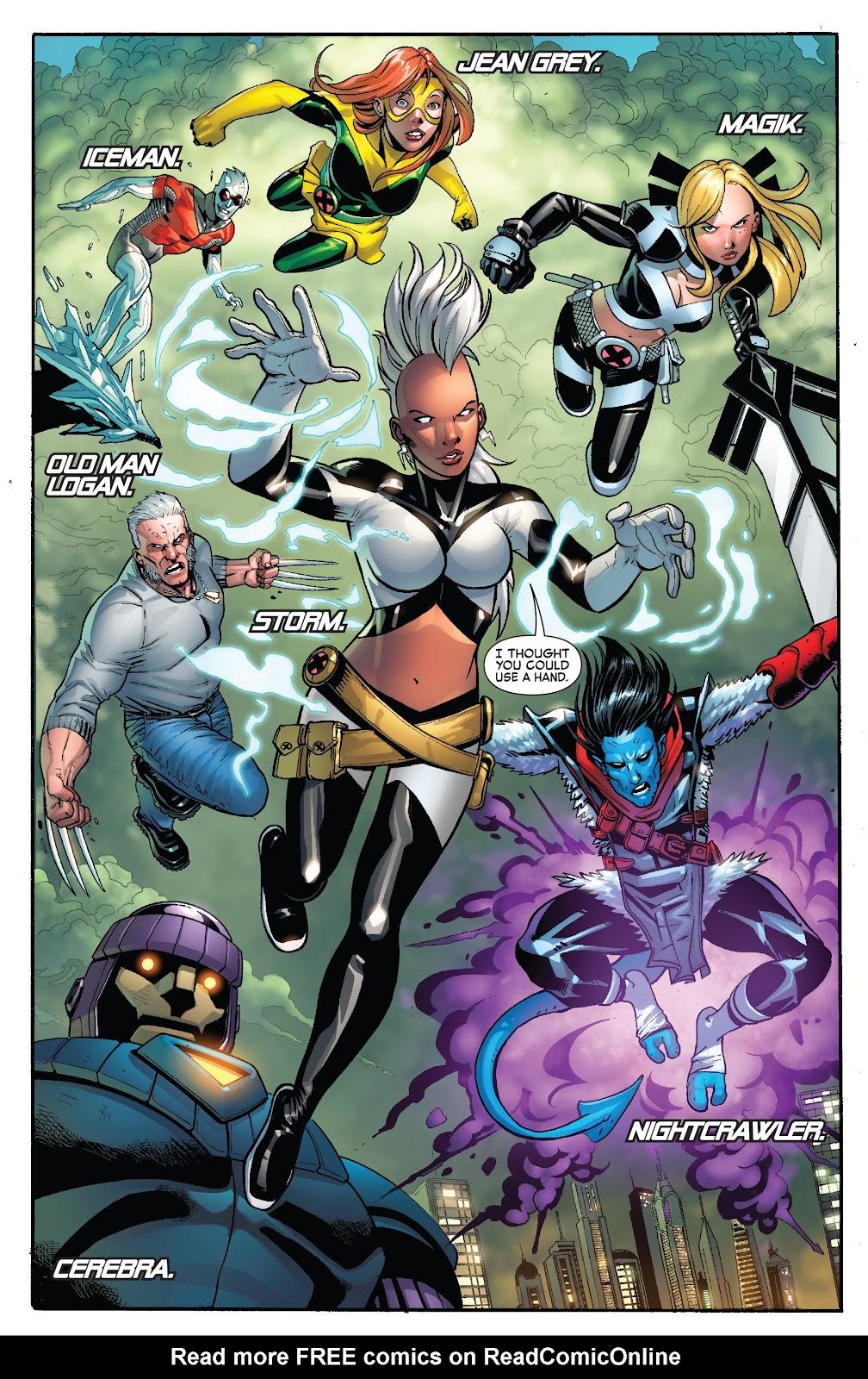 Civil War II: X-Men Issue #1 #1 - English 14