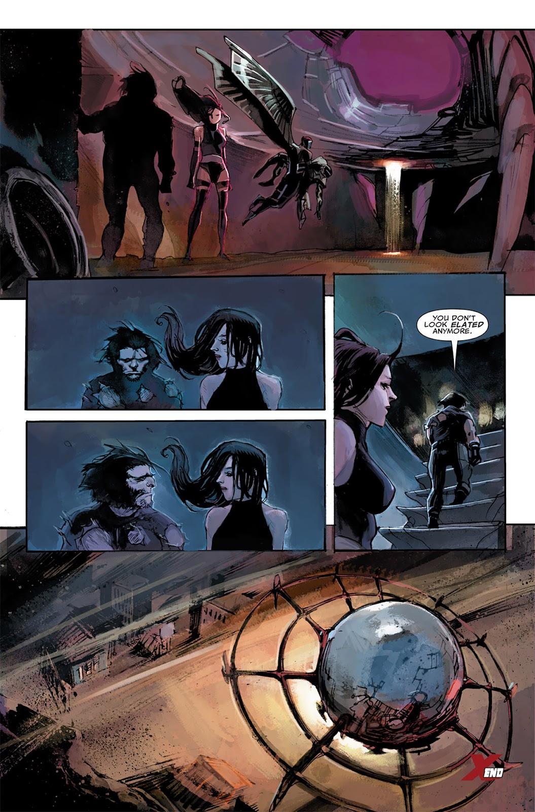 Uncanny X-Force (2010) Issue #5.1 #6 - English 23