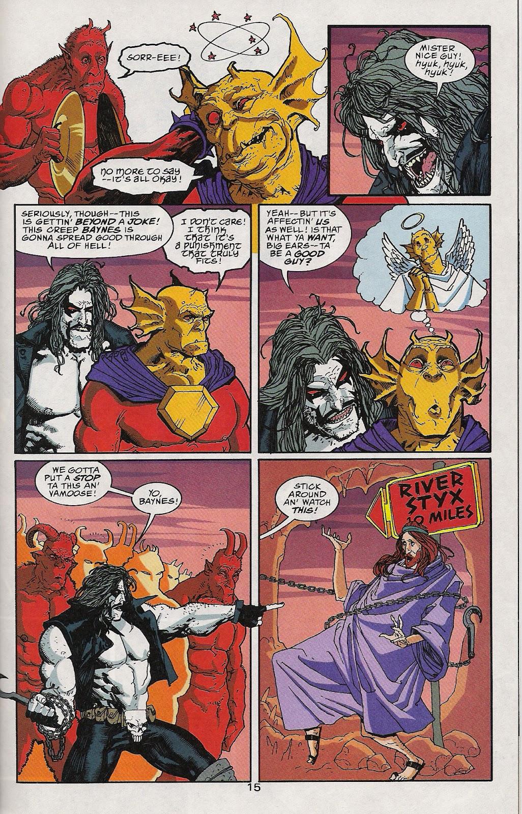 Lobo (1993) Issue #64 #69 - English 16