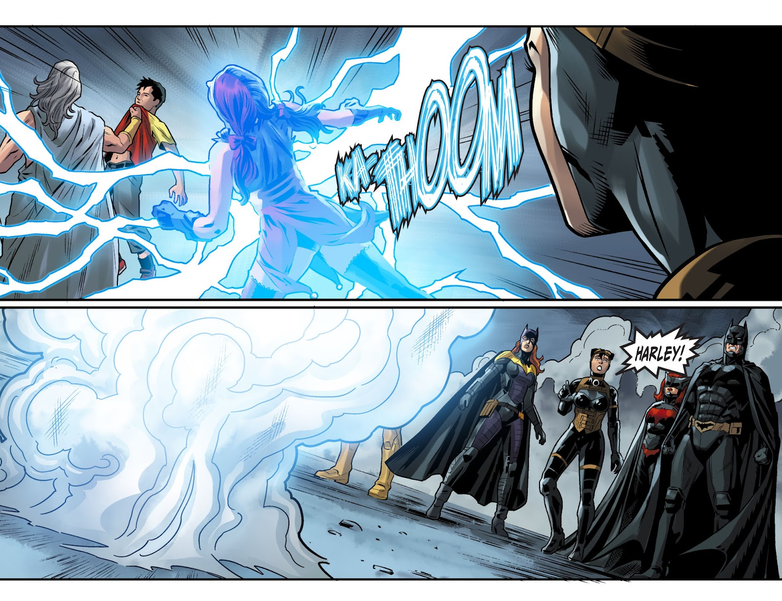 Injustice: Gods Among Us Year Four Issue #15 #16 - English 10