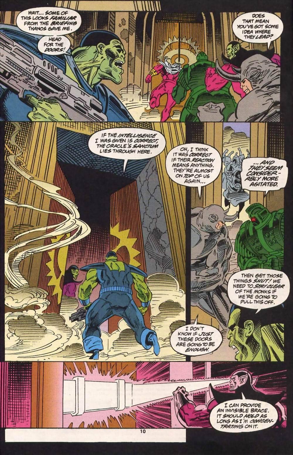 Read online Secret Defenders comic -  Issue #13 - 8